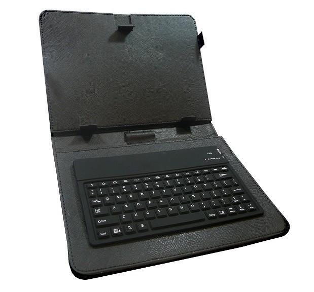 """Pouzdro s bluetooth klávesnicí pro 8"""" - 9"""" tablety"""